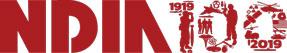NDIA 100 Year Anniversary Logo