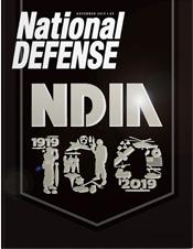 NDIA 100 Year mockup